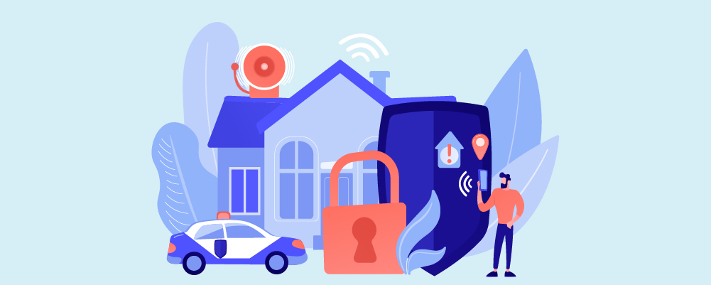 Why It's Important to Secure Your Home